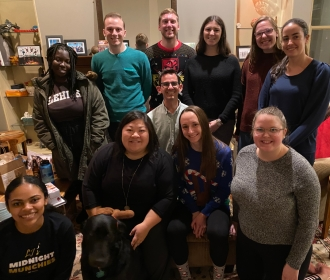 Chow Lab Holiday 2019